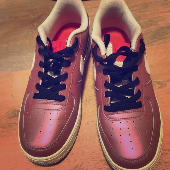 Nike Shoes | Nike Womens Pink Shiny